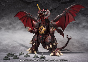 S.H.MonsterArts デストロイア(完全体) Special Color Ver. 07