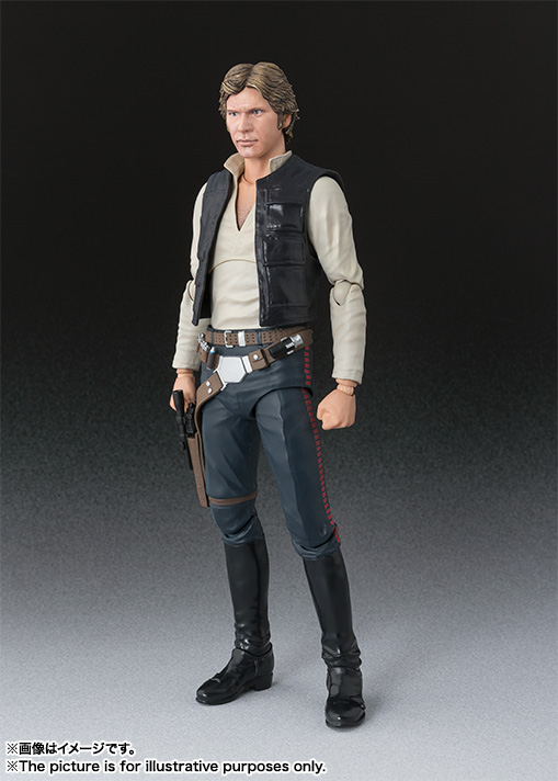 STAR WARS S.H.Figuarts - HAN SOLO - A New Hope Item_0000011590_Dg31zwXx_03