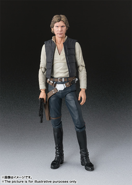 STAR WARS S.H.Figuarts - HAN SOLO - A New Hope Item_0000011590_Dg31zwXx_04