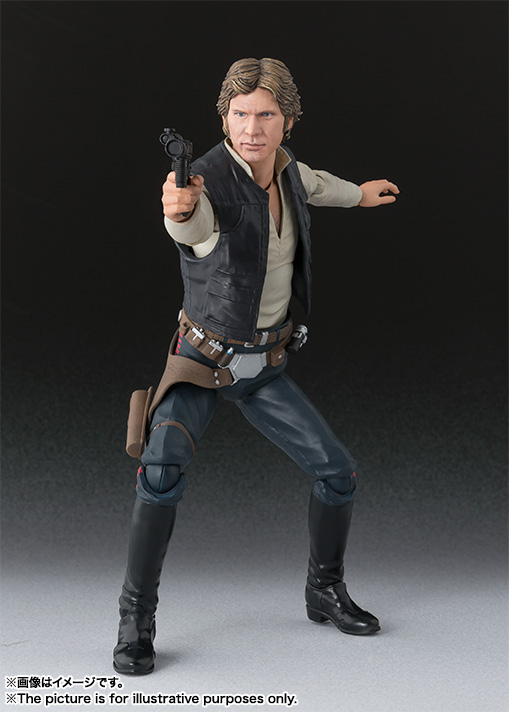 STAR WARS S.H.Figuarts - HAN SOLO - A New Hope Item_0000011590_Dg31zwXx_05