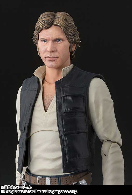 STAR WARS S.H.Figuarts - HAN SOLO - A New Hope Item_0000011590_Dg31zwXx_06