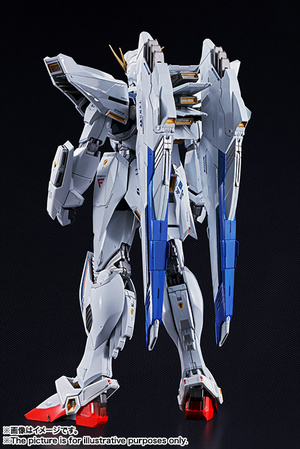 METAL BUILD ガンダムF91 03