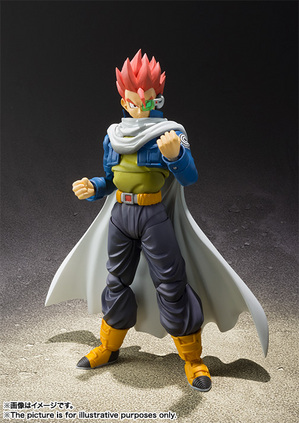 S.H.Figuarts TP(タイムパトローラー) XENOVERSE Edition 01