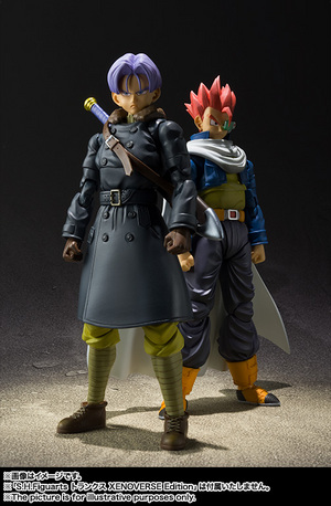 S.H.Figuarts TP(タイムパトローラー) XENOVERSE Edition 05