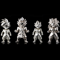 Mass of super-alloy Dragon Ball Z Characters
