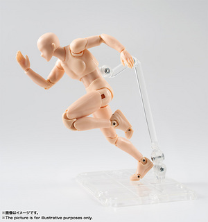 S.H.Figuarts ボディくん DX SET(Pale orange Color Ver.) 03