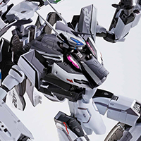 DX Chogokin VF-31F Siegfried (Messer Yee Les felt machines)