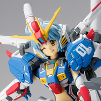Armor Girls Project MS少女 Sガンダム