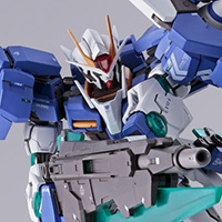 METAL BUILD Double Oh Gundam Seven Sword / G