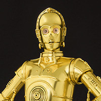 S.H.Figuarts C-3PO(A NEW HOPE)