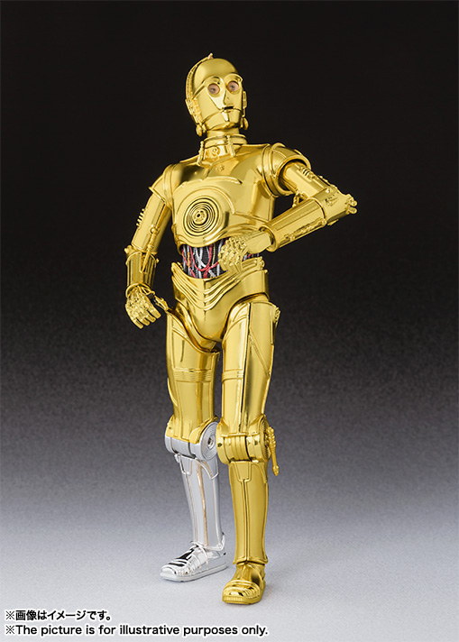S.H.Figuarts C-3PO(A NEW HOPE) 03