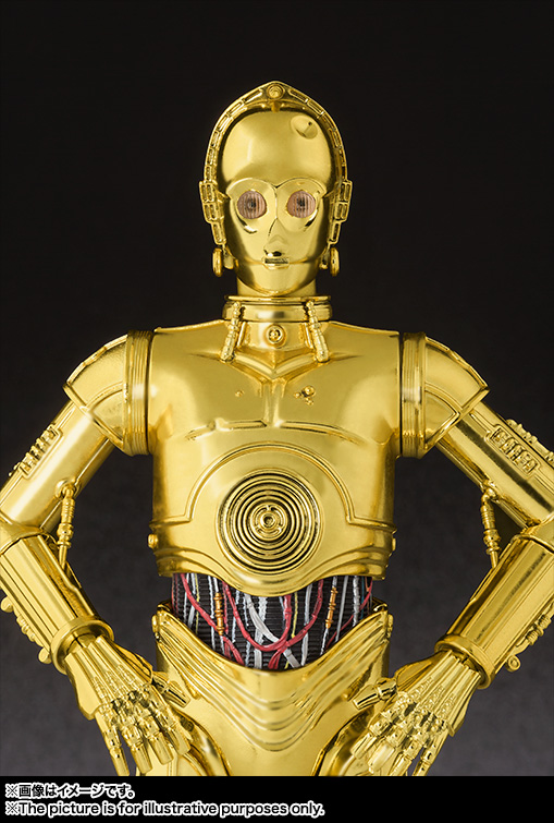 S.H.Figuarts C-3PO(A NEW HOPE) 05