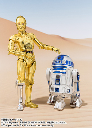 S.H.Figuarts C-3PO(A NEW HOPE) 08