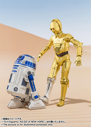 S.H.Figuarts C-3PO(A NEW HOPE) 09