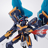 DX Chogokin Sv-262 Hs Draken III (Keith · Aero · Windermere machine) Lil · Draken and missile pod