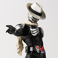 S.H.Figuarts(真骨彫製法) 仮面ライダースカル