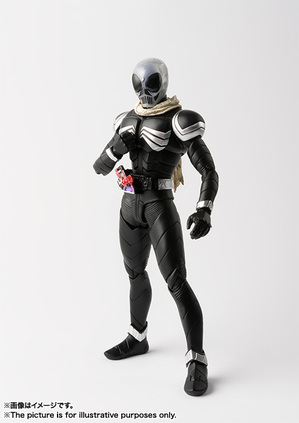 S.H.Figuarts(真骨彫製法) 仮面ライダースカル 08