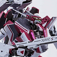 DX super alloy VF - 31C Siegfried (Mirage · Farina · GENUS machine)