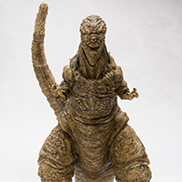 SHMonsterArts Godzilla (2016) Fourth form Godzilla store limited color Ver.
