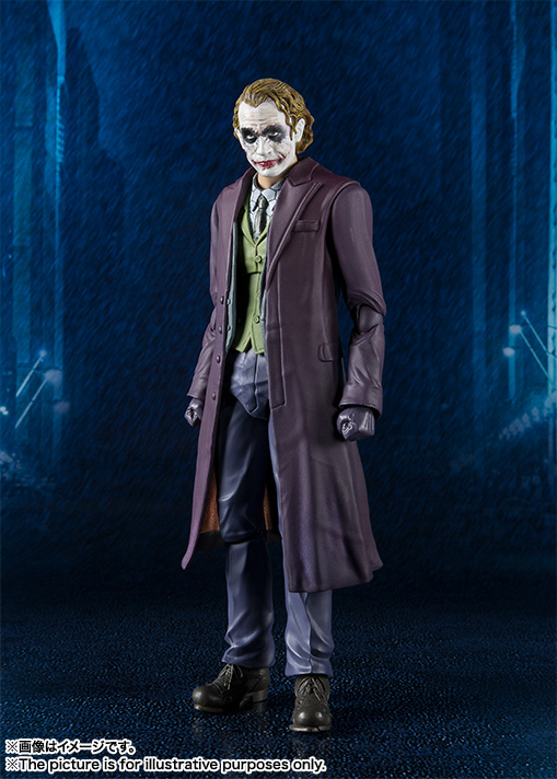 S.H.Figuarts ジョーカー(The Dark Knight) 02
