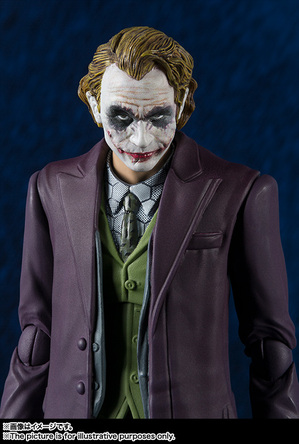 S.H.Figuarts ジョーカー(The Dark Knight) 04