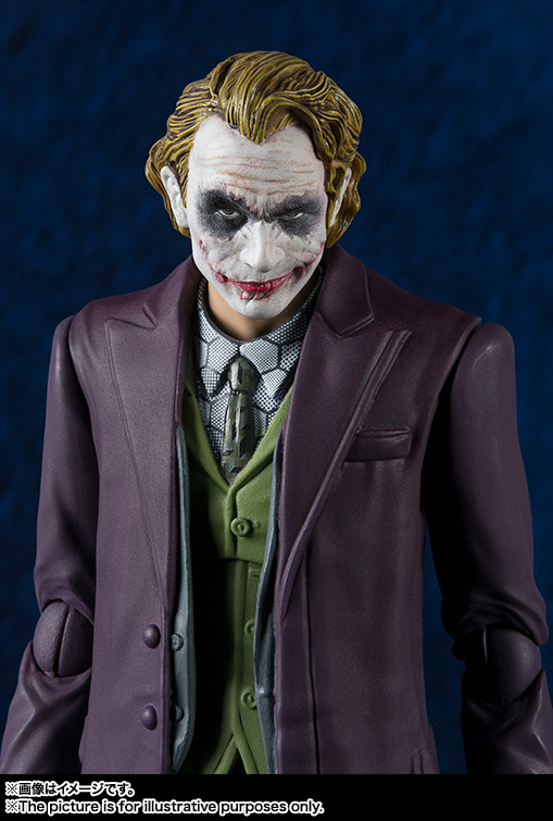 S.H.Figuarts ジョーカー(The Dark Knight) 05
