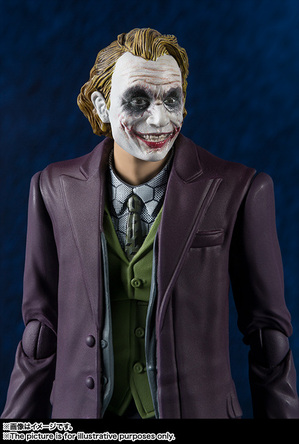 S.H.Figuarts ジョーカー(The Dark Knight) 06