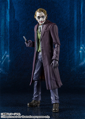 S.H.Figuarts ジョーカー(The Dark Knight) 07