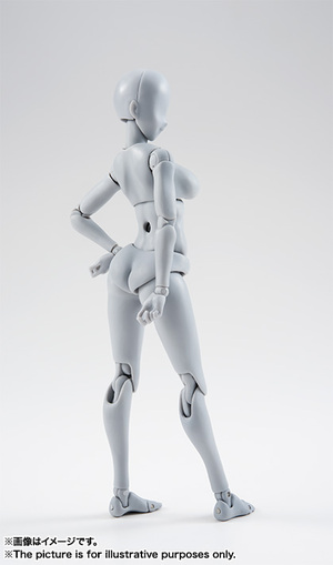 S.H.Figuarts ボディちゃん -矢吹健太朗- Edition DX SET (Gray Color Ver.) 04