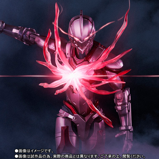 ULTRA-ACT ULTRA-ACT×S.H.Figuarts ULTRAMAN リミッター解除Ver. 01