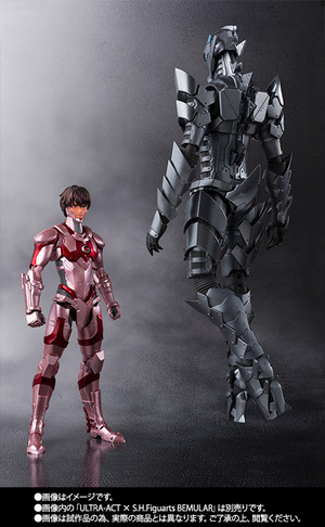 ULTRA-ACT ULTRA-ACT×S.H.Figuarts ULTRAMAN リミッター解除Ver. 07