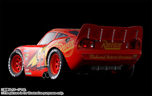 Superalloy Cars LIGHTNING McQUEEN 03