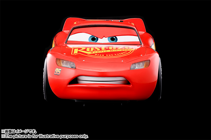 Superalloy Cars LIGHTNING McQUEEN 07