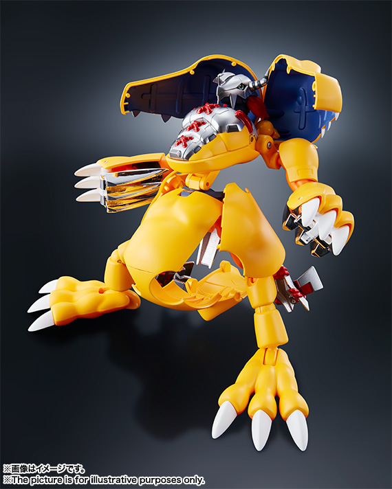Super Evolution Soul 01 WarGreymon 05