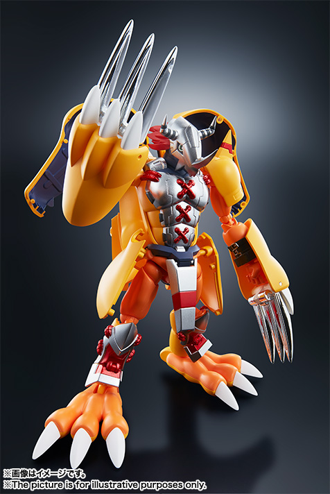 Super Evolution Soul 01 WarGreymon 06