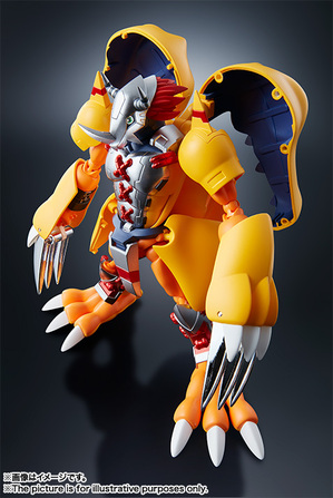Super Evolution Soul 01 WarGreymon 07