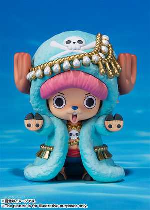 Figuarts Zero Tony Tony Chopper-ONE PIECE 20th Anniversary ver.- 01