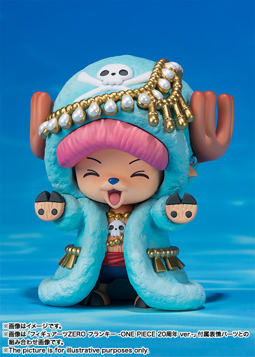 Figuarts Zero Tony Tony Chopper-ONE PIECE 20th Anniversary ver.- 03