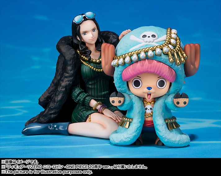 Figuarts Zero Tony Tony Chopper-ONE PIECE 20th Anniversary ver.- 04