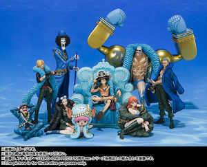 Figuarts Zero Tony Tony Chopper-ONE PIECE 20th Anniversary ver.- 05