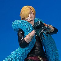 Figuarts Zero Sanji - ONE PIECE 20th Anniversary ver.-