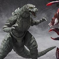 SHMonsterArts Godzilla Jr. Special Color Ver.