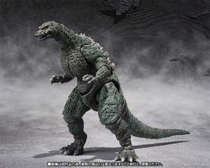 S.H.MonsterArts ゴジラジュニア Special Color Ver. 02