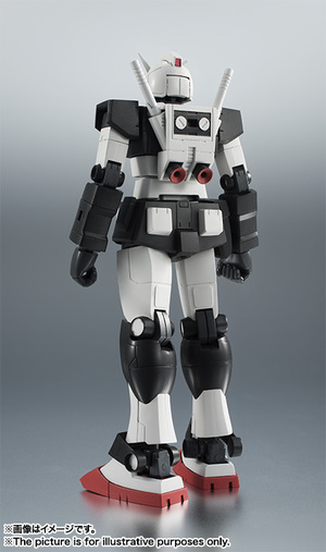 ROBOT魂 <SIDE MS> RX-78-1 プロトタイプガンダム ver. A.N.I.M.E. 03