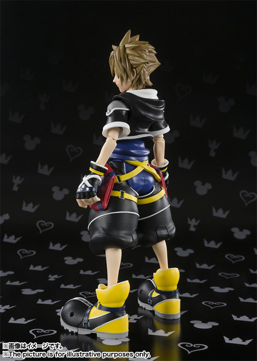 S.H.Figuarts ソラ(KINGDOM HEARTS II) 02