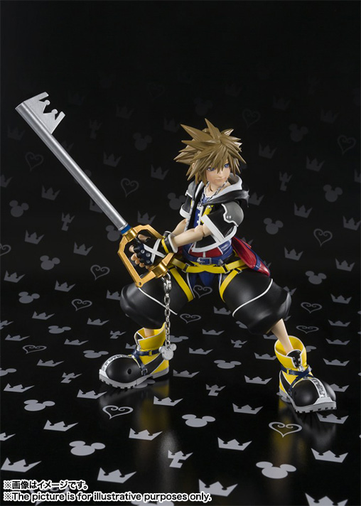 S.H.Figuarts ソラ(KINGDOM HEARTS II) 03