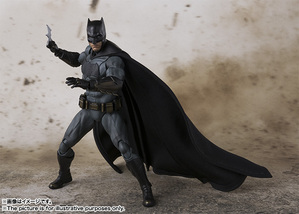 SHFiguarts Batman (JUSTICE LEAGUE) 03