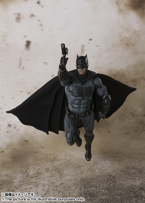 SHFiguarts Batman (JUSTICE LEAGUE) 04