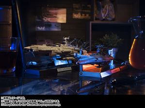 Terrestrial Great Demonstration 1/2000 Earth Federation Andromeda First Ship Andromeda 17