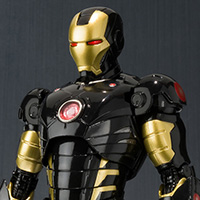 S.H.Figuarts 【先着販売】アイアンマン マーク3 -MARVEL AGE OF HEROES EXHIBITION 開催記念カラー-